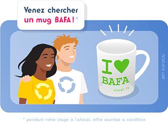 Mug BAFA