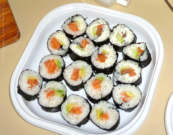 bafa maki sushi