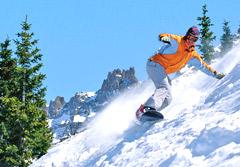 bafa emploi ski snow